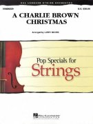 A Charlie Brown Christmas - Pop Specials for Strings / partitura + party