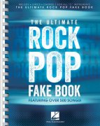 The Ultimate Rock Pop Fake Book - C Instruments