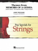 Themes from MEMOIRS OF A GEISHA - Pop Special for Strings / partitura + party