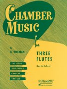 Chamber Music for Three Flutes (easy to medium)