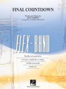 FLEX-BAND - FINAL COUNTDOWN (grade 2-3) / partitura + party