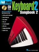 FASTTRACK - KEYBOARD 2 - SONGBOOK 2 + CD