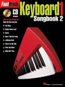 FASTTRACK - KEYBOARD 1 - SONGBOOK 2 + CD