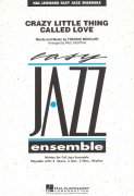 Crazy Little Thing Called Love - Easy Jazz Ensemble + audio online / partitura + party