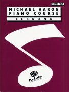 Michael Aaron Piano Course: Lessons Grade Four