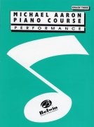 Michael Aaron Piano Course: Performance Grade Three