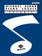 Michael Aaron Piano Course: Technic Grade One