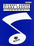 Michael Aaron Piano Course: Theory Grade one