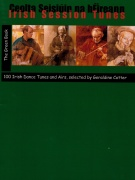 Irish Session Tunes: The Green Book - 100 irských melodie pro flétnu nebo housle