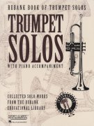 Trumpet Solos with Piano Accompaniment – Intermediate Level + Audio Online / trumpeta + klavír (online)