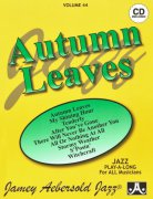AEBERSOLD PLAY ALONG 44 - AUTUMN LEAVES + CD