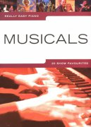Really Easy Piano - MUSICALS (20 show favourites)