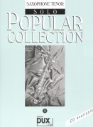 POPULAR COLLECTION 3 / solo book - tenorový saxofon