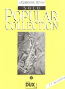 POPULAR COLLECTION 6 / solo book - tenorový saxofon