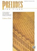 PRELUDES FOR PIANO Complete Collection by Catherine Rollin