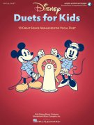 Disney Duets for Kids - 10 Great Songs Arranged for Vocal Duet + Audion Online / vocal duet + piano