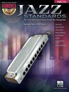 Harmonica Play Along 14 - JAZZ STANDARDS + CD