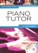 Really Easy Piano - PIANO TUTOR + CD /  škola hry na klavír