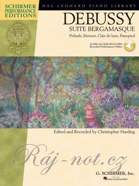 Suite Bergamasque                       , Debussy, Claude, 1862-1918