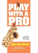 Play with a PRO + Audio Online / altový saxofon dueta