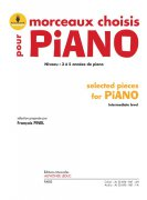 Francois Pinel: Selected Pieces For Piano (Book/Download Card)