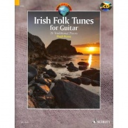 Irish folk tunes + CD - Burns Hugh