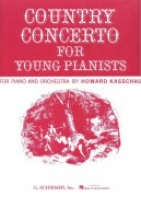 Country Concerto for Young Pianists / 2 klavíry 4 ruce