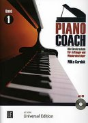Piano coach 1 + CD - Mike Cornick