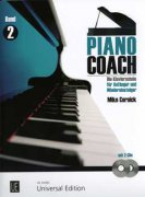 Piano coach 2 + CD - Mike Cornick