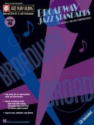 Jazz Play Along 46 - Broadway Jazz Standards + CD