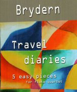 Travel diaries - Brydern Benedikt
