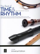 The Best of Time & Rhythm - for 3 recorders (SSA) and percussion ad lib.