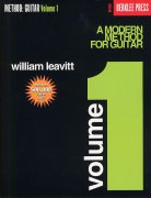 A Modern Method For Guitar - William Leavitt