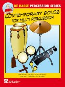 Contemporary Solos for Multi Percussion - Gert Bomhof