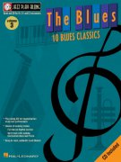 Jazz Play Along 3 - THE BLUES + CD