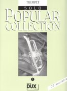 POPULAR COLLECTION 1 - solo book / trumpeta