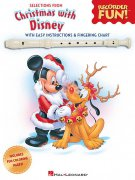 Selections From Recorder Fun!: Christmas With Disney