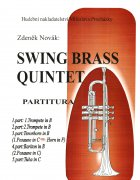 Swing Brass Quintet   - partitura a party