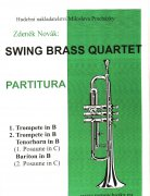 Swing Brass Quartet  - partitura a party