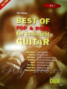 BEST OF POP & ROCK FOR CLASSICAL GUITAR 7 / guitar + tab
