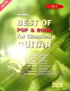 BEST OF POP & ROCK FOR CLASSICAL GUITAR 9 / guitar + tab