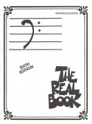 The Real Book - Sixth Edition (Bass Clef Instruments)