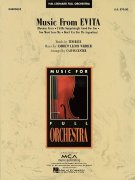 MUSIC FROM EVITA - Andrew Lloyd Webber_Tim Rice