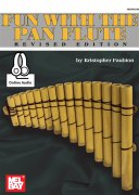 Fun With The Pan Flute (Book/Online Audio)