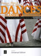 Dances from Flanders + Wallonia - Huber Tommaso Bonnert Marinette