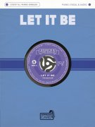 Essential Piano Singles: The Beatles - Let It Be (Single Sheet/Audio Download)