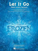 Demi Lovato: Let It Go (From Frozen) PVG Sheet