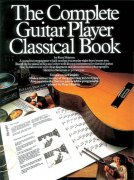 The Complete Guitar Player Classical Book + CD