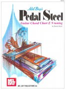 Pedal Steel Guitar Chord Chart E9 tunning