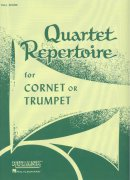 Quartet Repertoire for Trumpet / partitura